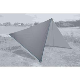 Bent Canvas Plain Set, gris